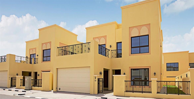 فلل للبيع في دبي - فلل للبيع للمواطنين في دبي - مشروع فلل ند الشبا