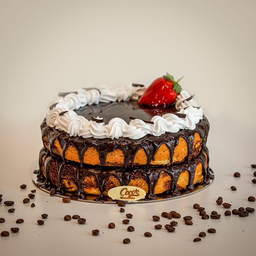 cocoa chocolate cakes in dubai