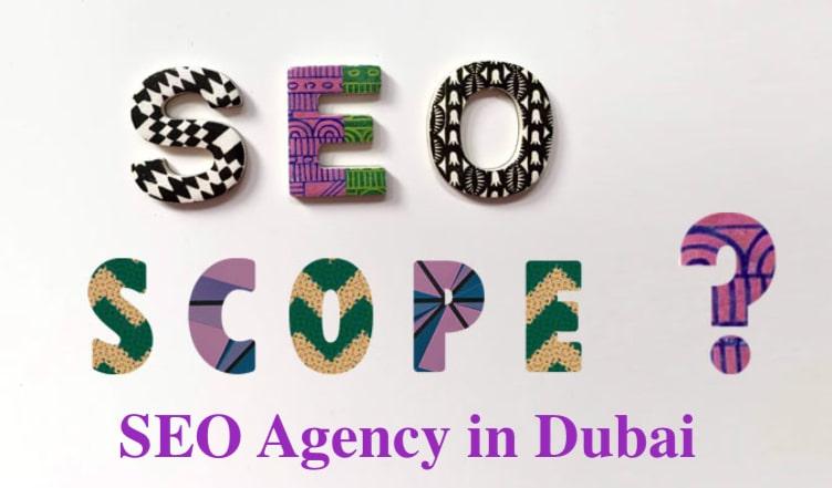 SEO Agency Dubai